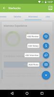 Screenshot of Job Search, Salaries & Reviews