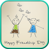 Download Friendship Day Wish Card APK to PC