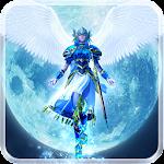 Angel Warrior Live Wallpaper Icon