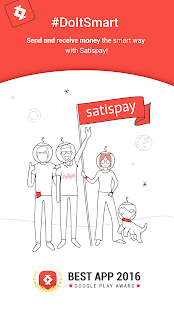 Satispay Screenshot