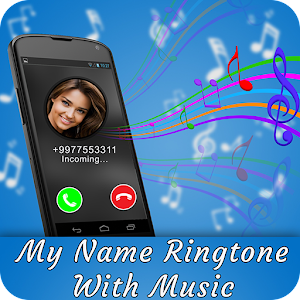 My GF Name Ringtone Maker