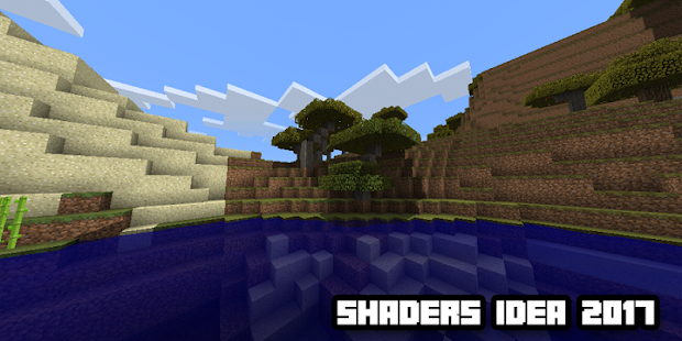 Game Shaders Minecraft : MCPE 2017 APK for Windows Phone