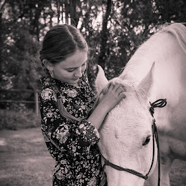 The Love Starts Here by Sarah Sullivan - Novices Only Portraits & People