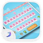 Emoji Keyboard-The Scenery APK Image