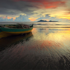 :: istirahat :: by Eddy Due Woi - Landscapes Sunsets & Sunrises