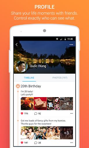 Zalo – Video Call screenshot 7