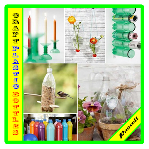 craft plastic bottles