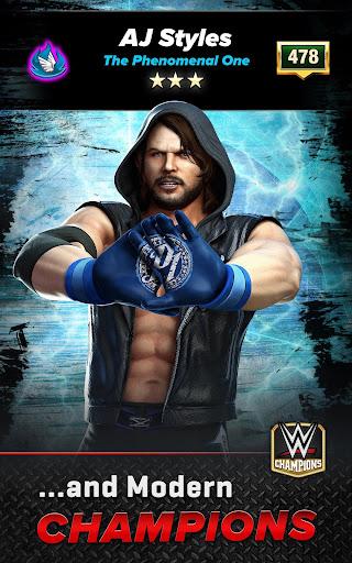 WWE Champions - Free Puzzle RPG Game screenshot 12