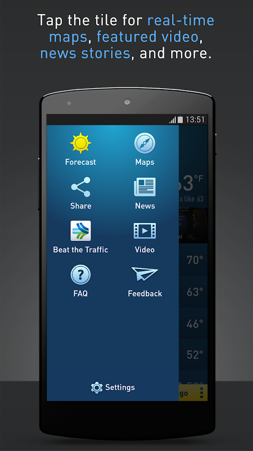 The Weather Network Screenshot 5
