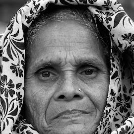 Sachi  by Asif Bora - Black & White Portraits & People (  )