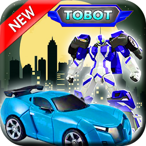 Download Super Cotobot Carbot Transform Adventure for PC