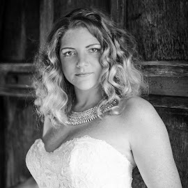 by Martyn Norsworthy - Wedding Bride