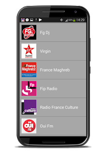 France Radio Live - screenshot