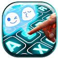 Download Emoji Neon Keyboard Themes APK for Laptop