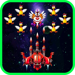 Download Chicken Shooter: Space Defense for PC