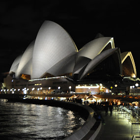 by Stefan Pettersson - Buildings & Architecture Architectural Detail ( building, sydney operahouse, photography )