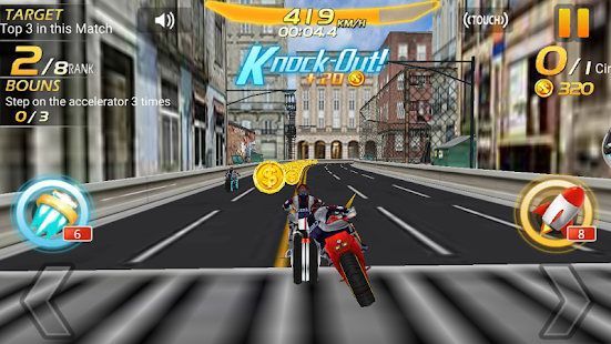 3D Motor Racing Screenshot