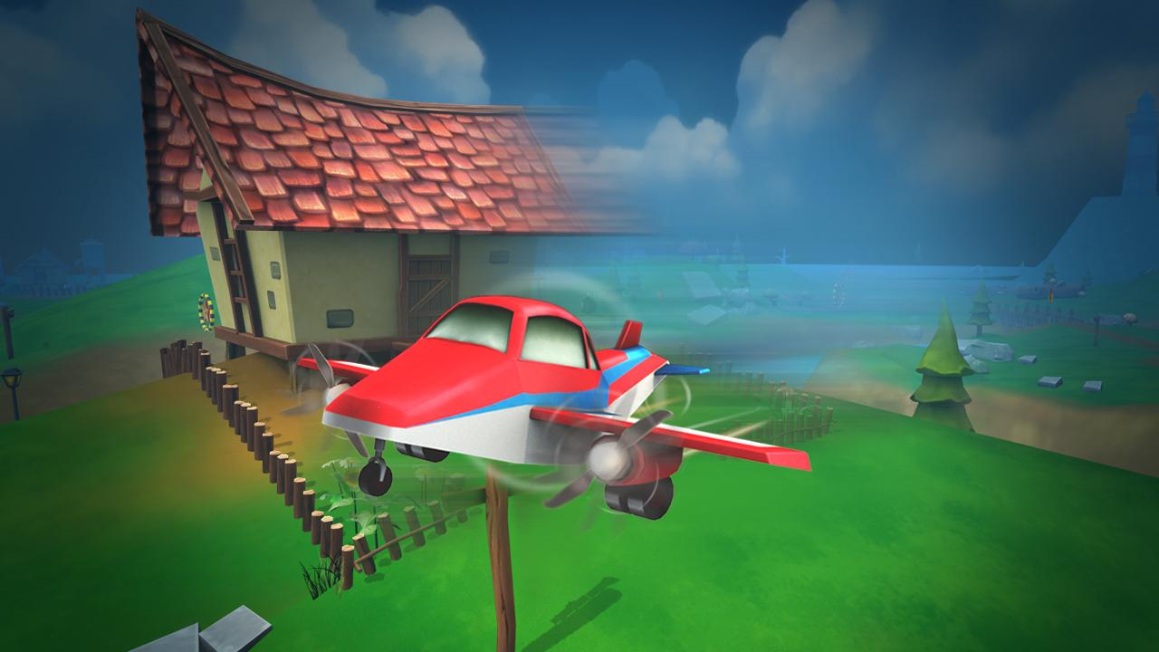 Wonder Plane Screenshot 1