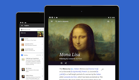 Wikipedia APK for Nokia