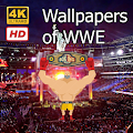 Wallpapers of WWE HD+4K APK for Bluestacks