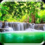 Beautiful Waterfall LWP Icon