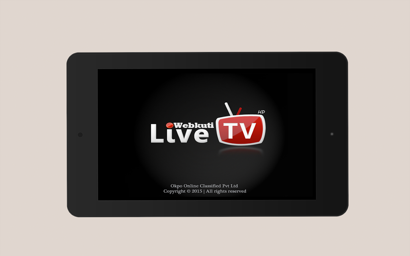 Live TV: Mobile TV, Movie & TV Screenshot 9