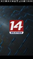 Screenshot of 14FirstAlert Weather TriState