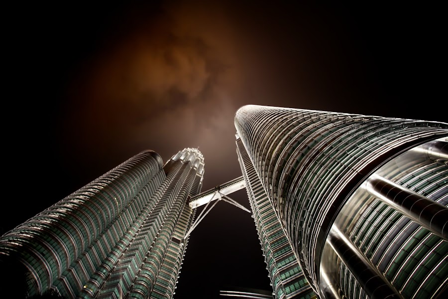 KLCC by Sharulfizam Adam - Buildings & Architecture Office Buildings & Hotels ( office, klcc, building, night, architecture )
