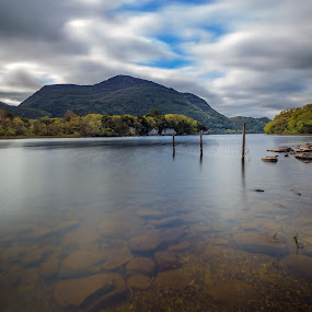 Muckross Lake,Kilarney by Jirka Vráblík - Landscapes Waterscapes ( co.kerry, ireland, killarney, muckross )