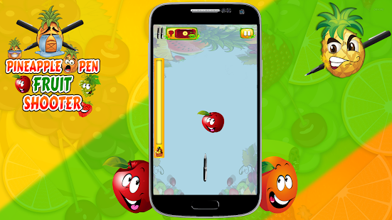 Game Pineapple Pen Fruit Shooter 2D APK for Windows Phone