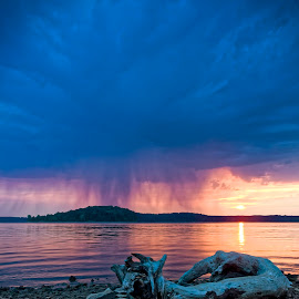 Just in time by Philip Reese - Landscapes Weather