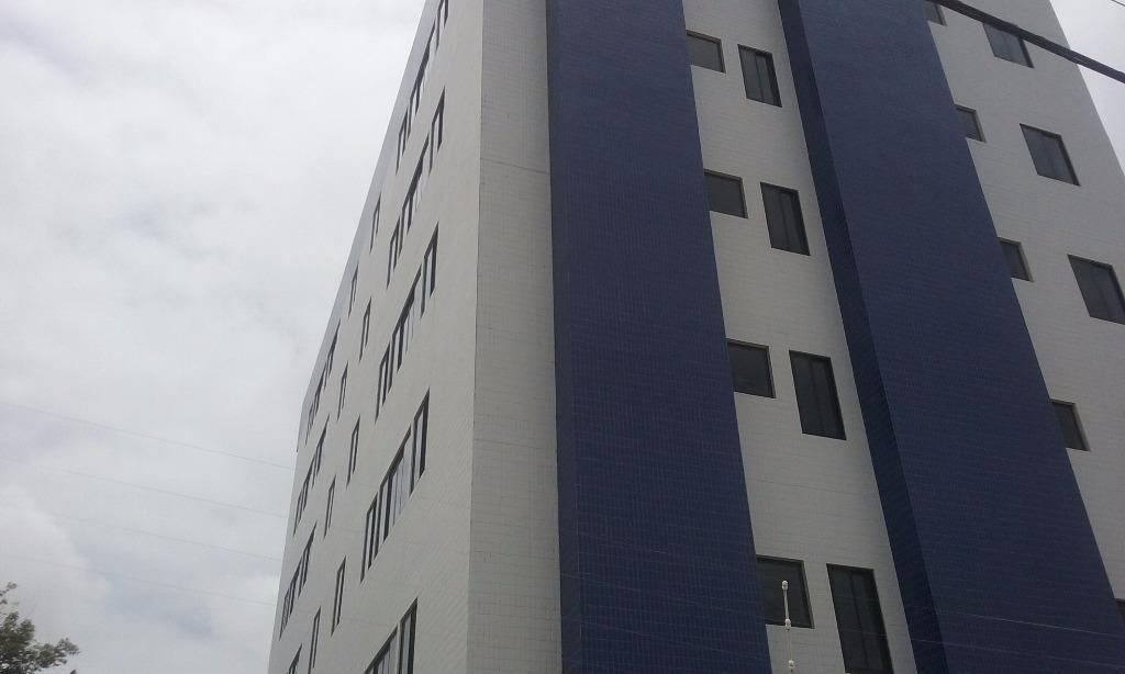 Apartamento residencial à venda, Camboinha, Cabedelo - AP4941.