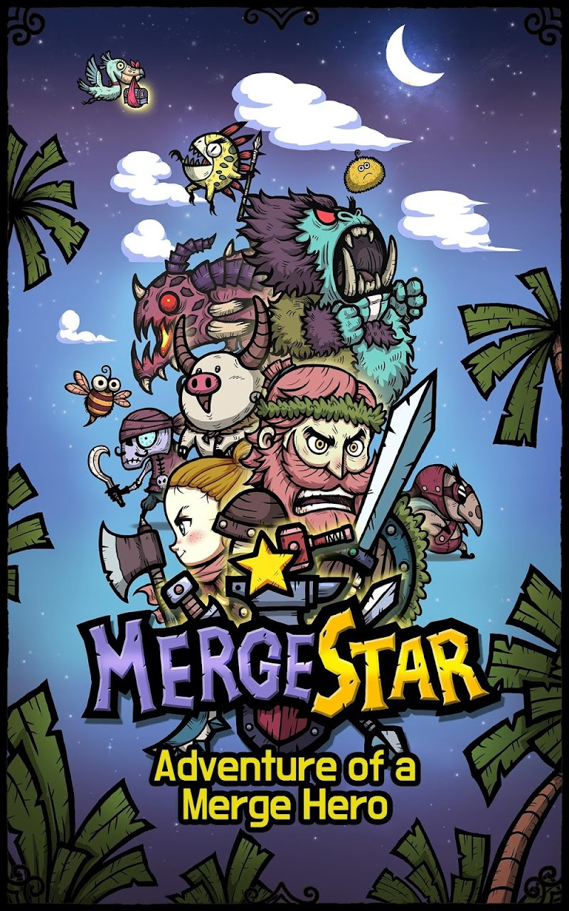 Merge Star : Adventure of a Merge Hero Screenshot 14