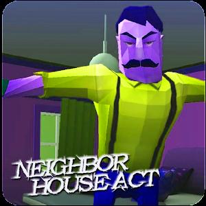 New hide & Secret Neighbor Alpha series Walktrough For PC / Windows 7/8/10 / Mac – Free Download