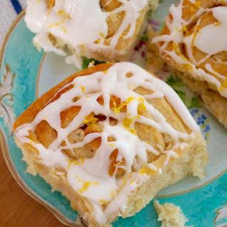 Lemon Sticky Buns Recipes