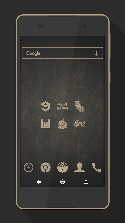 Rest - Icon Pack Screenshot 4