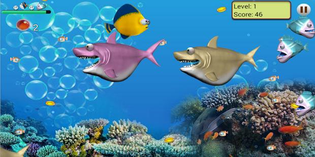 Download feeding fish eat fish game apk on pc download for Fish eat fish game