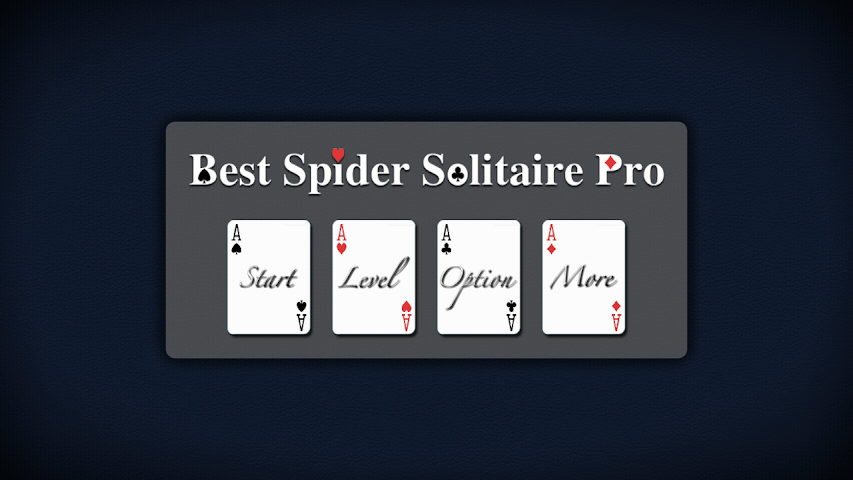 android Best Spider Solitaire Pro Screenshot 2