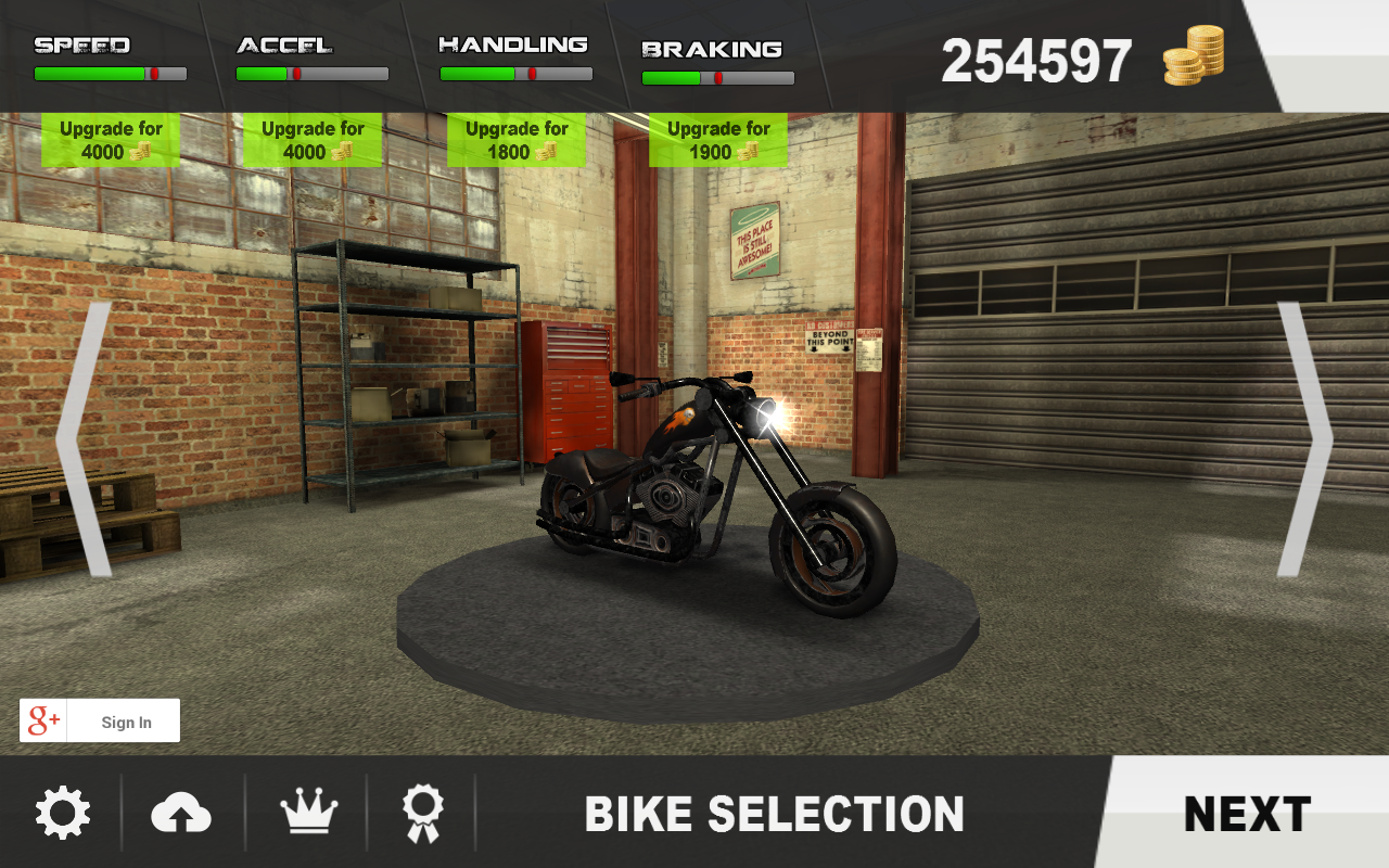 Riding in Traffic Online Screenshot 1