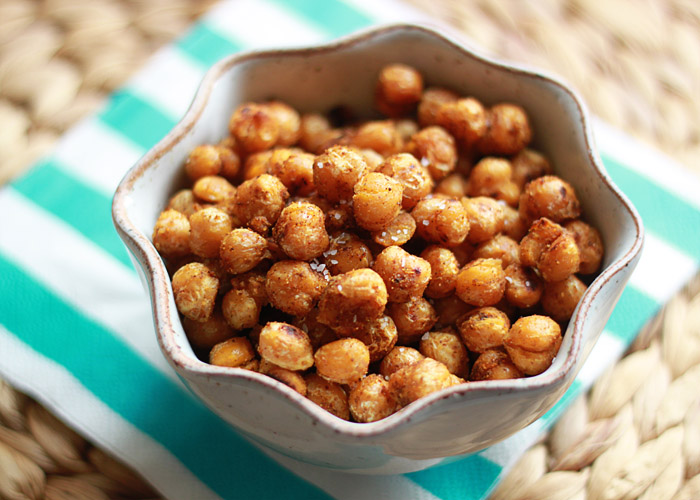 Pan-Fried Curried Chickpeas Recipe | Yummly