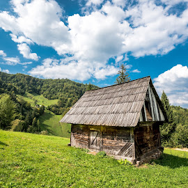 Lost by Si Eu - Buildings & Architecture Homes ( maramures, romania, house )