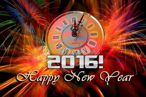 android Happy New year 2016 Wishes Screenshot 5