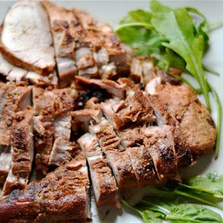 Marinated Pork Tenderloin With Apple Cider Vinegar Recipes
