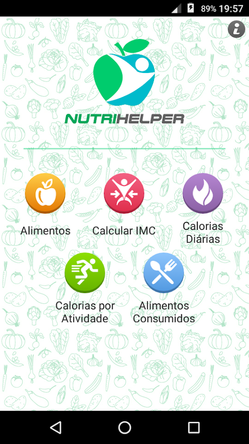 Nutrihelper PRO Screenshot 0
