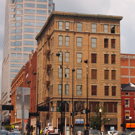 by Darrell Tenpenny - Buildings & Architecture Office Buildings & Hotels
