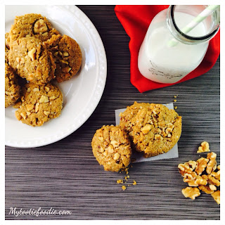 Old Fashioned Hemp Seed Cookies