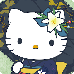 Hello Kitty Japonism B Theme