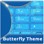 Butterfly Dialer Theme 1.9.5 Apk