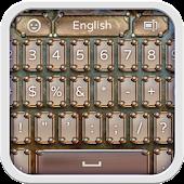 Steampunk Keyboard APK for Bluestacks