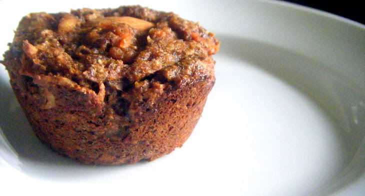 Whole Wheat Carrot-Apple Muffins Recipe | Yummly